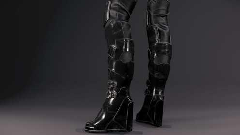 Cyberpunk 2077 Female V (11)