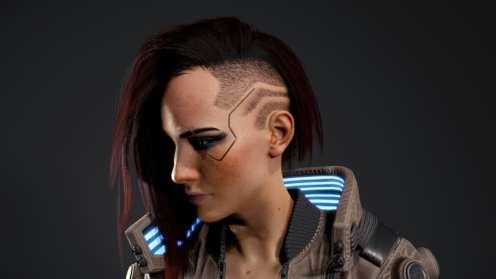 Cyberpunk 2077 Female V (4)