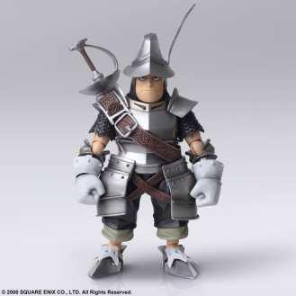 Final Fantasy XI Vivi Adelbert Figures (5)