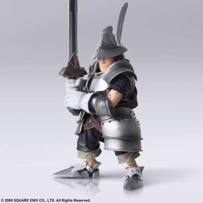 Final Fantasy XI Vivi Adelbert Figures (7)
