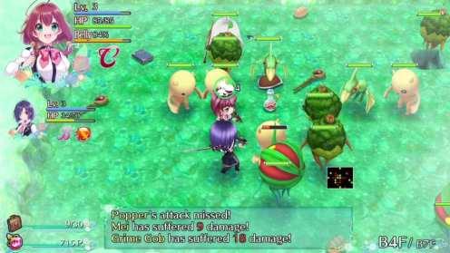 Labyrinth Life PS4 (8)