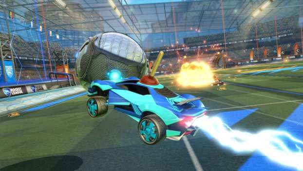 24. Rocket League