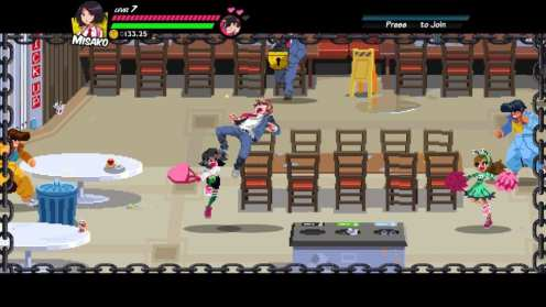 River City Girls For Ps4 Xbox One Switch And Pc Gets
