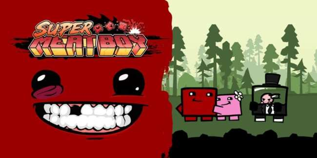 17. Super Meat Boy
