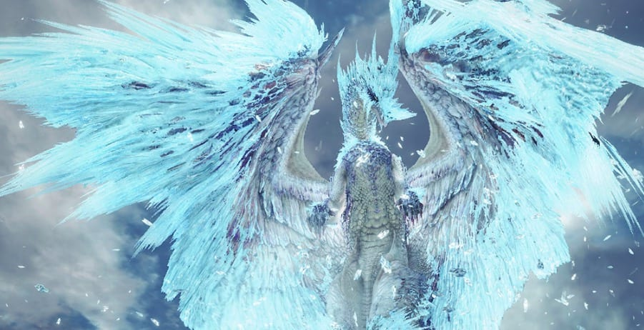 velkhana, iceborne, monster hunter world,