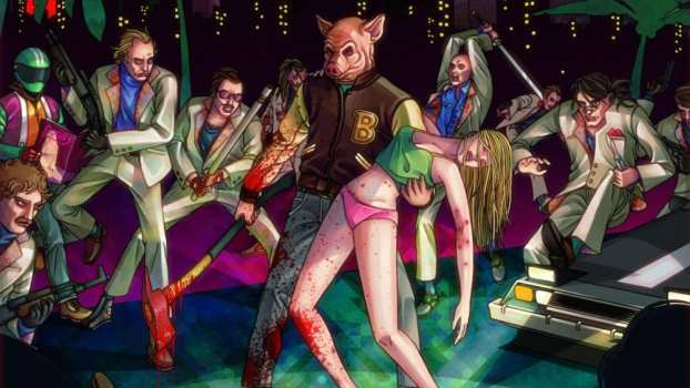 13. Hotline Miami