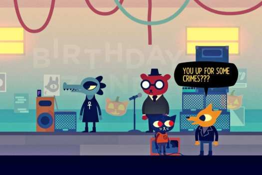 23. Night in the Woods