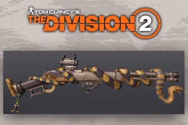 division 2, diamondback
