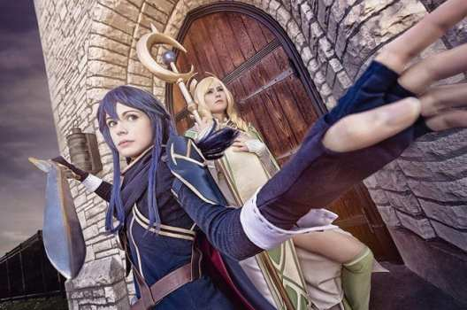 Lucina And Emmeryn