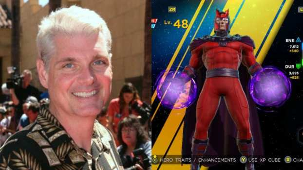 Tom Kane - Magneto