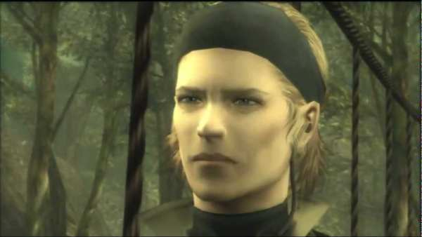 The Boss' betrayal in Metal Gear Solid 3