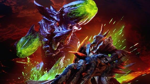 Brachydios in monster hunter world