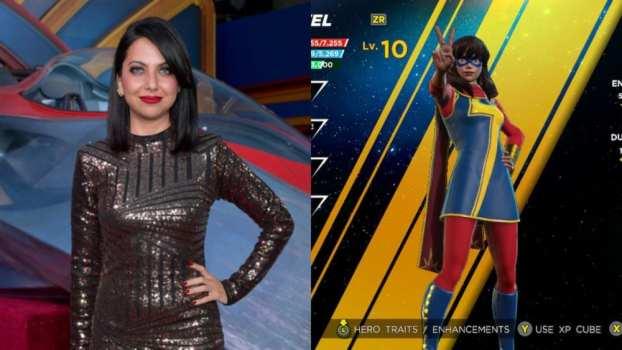 Kathreen Khavari - Ms. Marvel