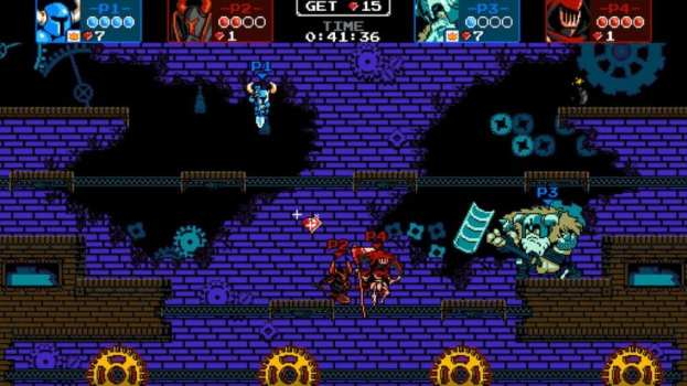 10. Shovel Knight