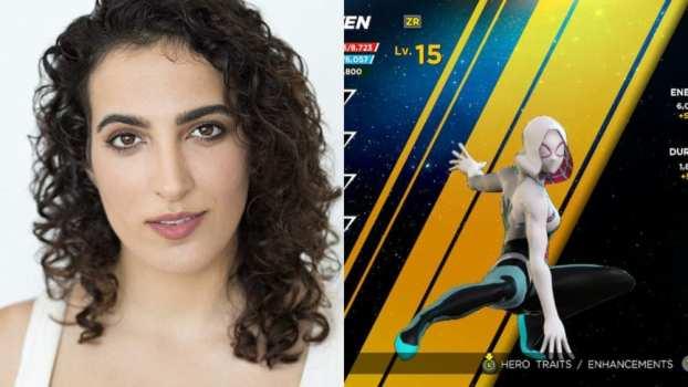 Allegra Clark - Spider-Gwen