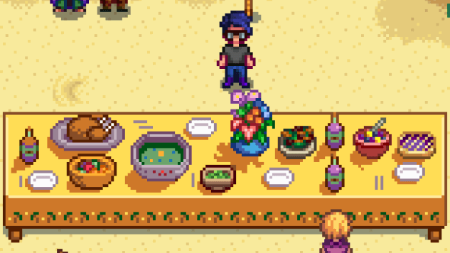 Stardew Valley food, best games to play with friends