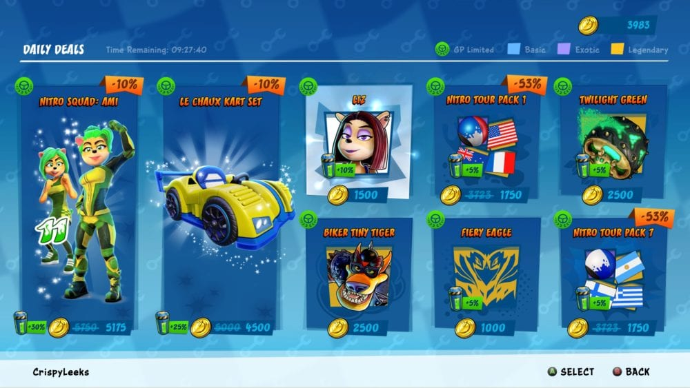 Image result for crash team racing nitro fueled pit stop