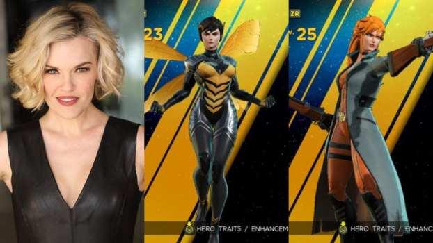 Kari Wahlgren - Elsa Bloodstone/Proxima Midnight/Wasp
