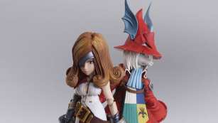 Final Fantasy IX Figures