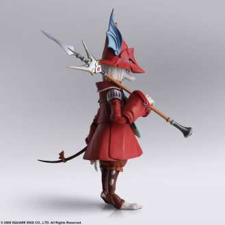 Final Fantasy IX Figures (3)