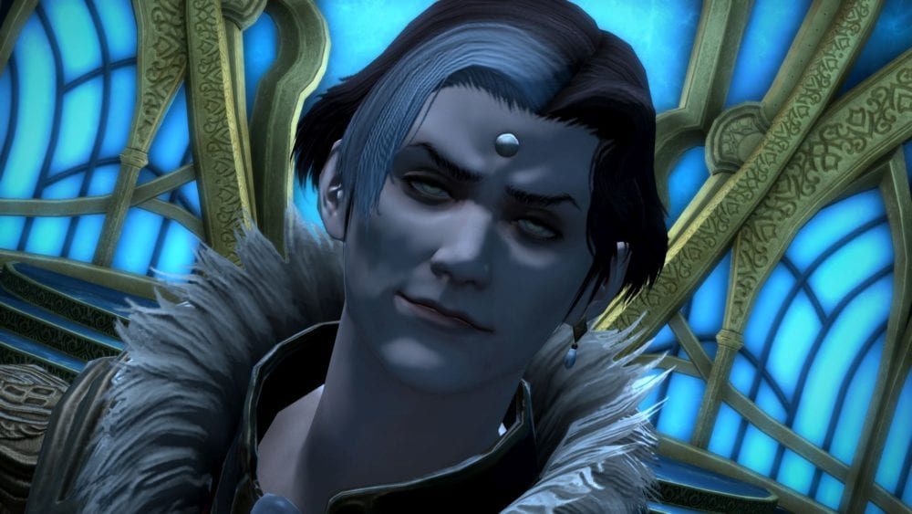 Final Fantasy XIV Emet-Selch