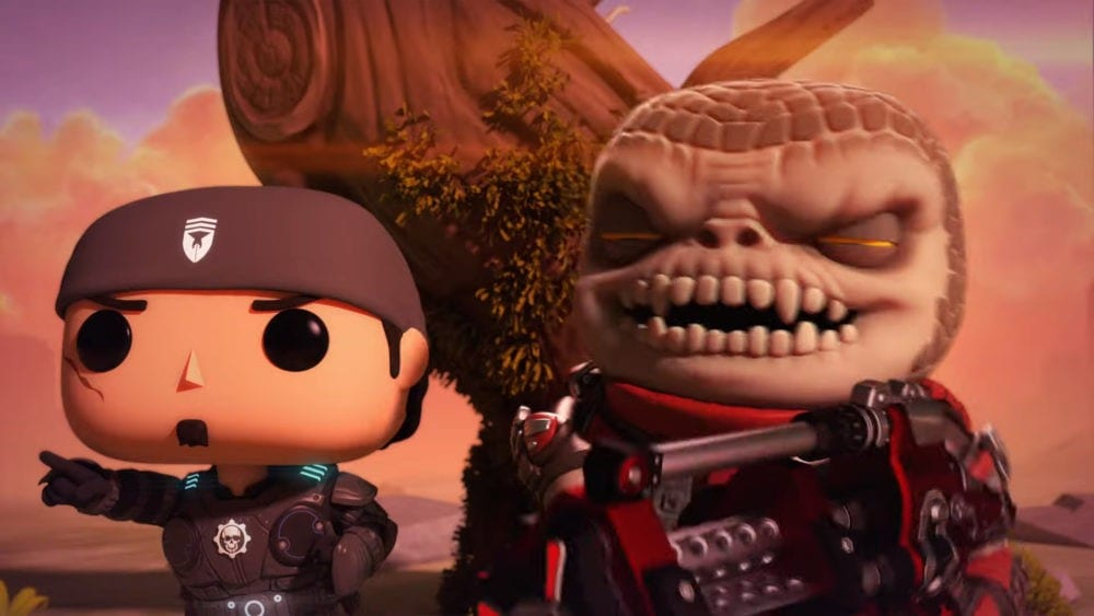 Gears Pop! Servers Will Be Shut Down in April 2021