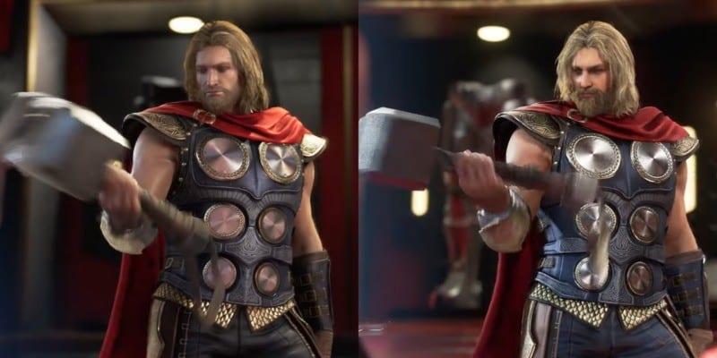 Marvels-Avengers-graphics-comparison-Thor-800x400