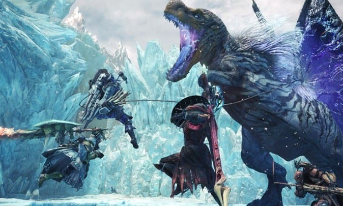 ways to prepare for iceborne, mhw