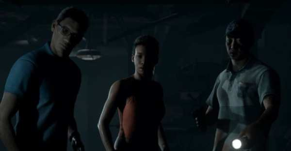 man of medan, until dawn, supermassive games