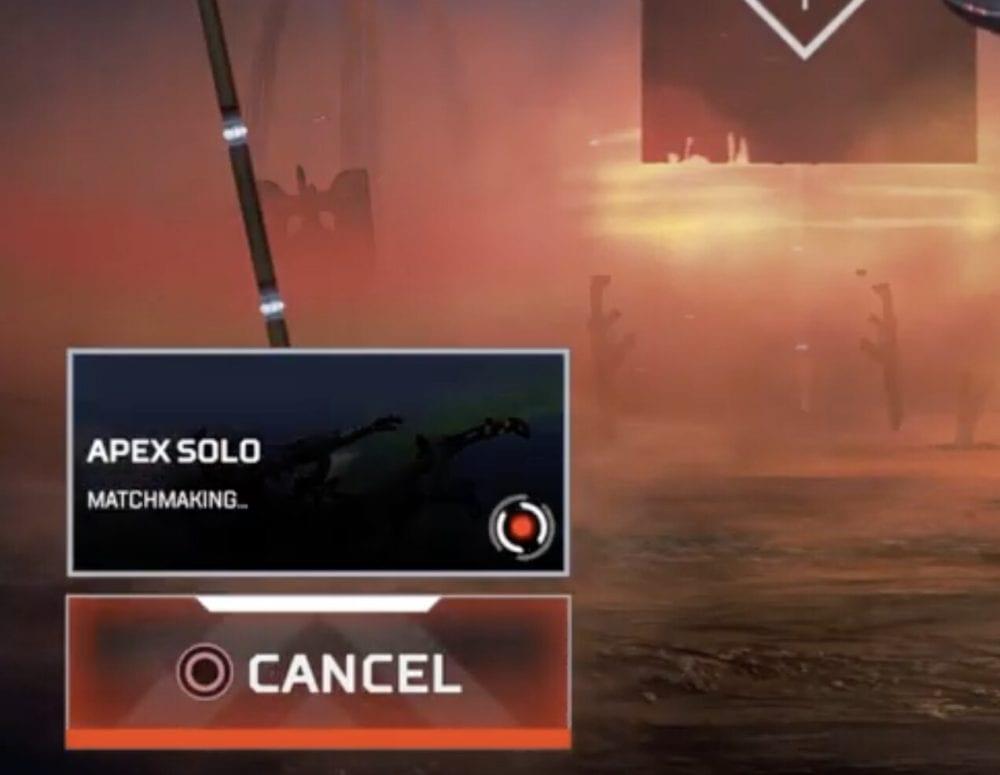 apex legends, solo mode