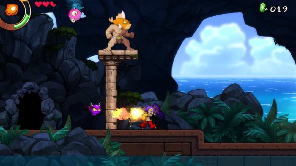 Shantae and the Seven Sirens (7)