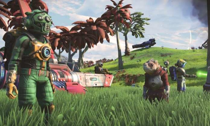 No Man S Sky Beyond Is It Cross Play Compatible Answered