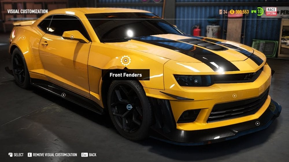 need for speed customization