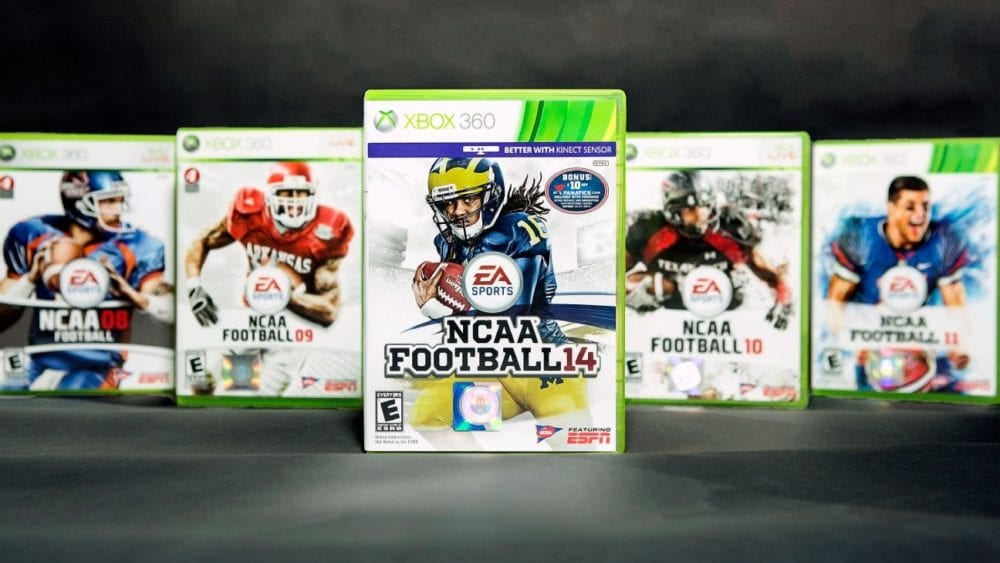 It's Time to Bring Back NCAA Football Video Games