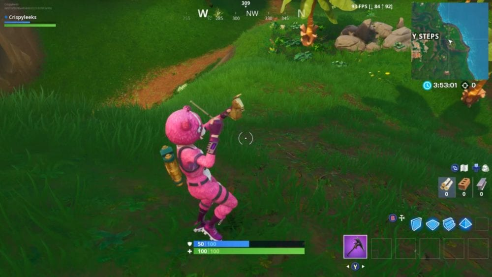 Fortnite Season X Worlds Collide Visit Cube Memorials Locations