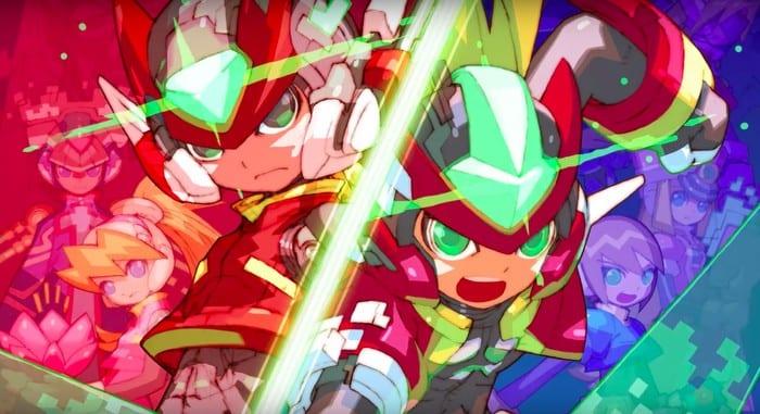 Mega Man Zero, New Switch Games (February 2020)