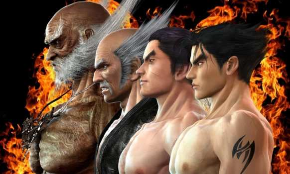 Mishima, Tekken, Families