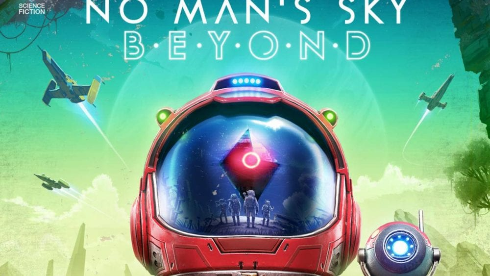 Latest No Man's Sky Beyond Patch 2.09 Fixes a Bunch of Issues