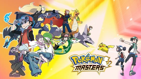 Pokemon Masters Is Live In Australia