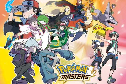 Special Training Pokemon Masters