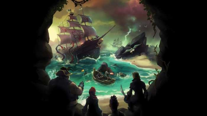 Sea of Thieves, Games That Are Much Better With a Friend
