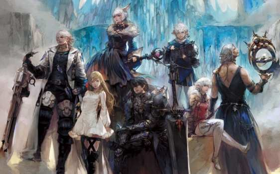 final fantasy xiv, shadowbringers