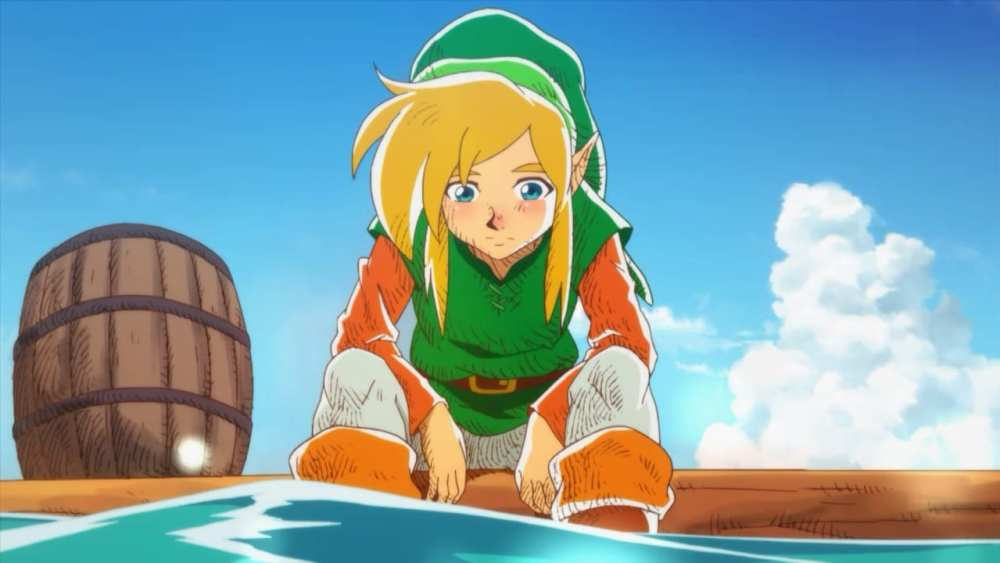 Link Link's Awakening, The Legend of Zelda