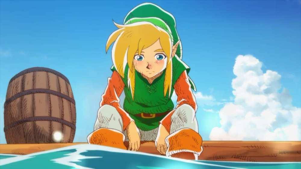 Link Link's Awakening, The Legend of Zelda