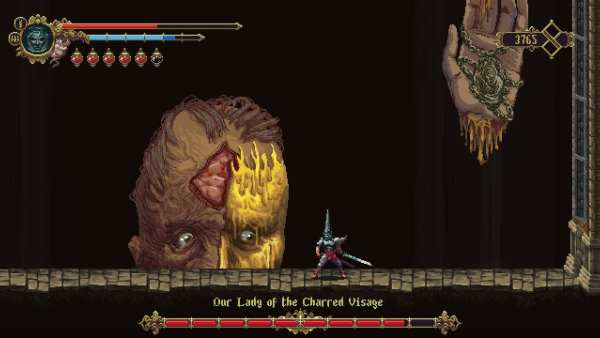 blasphemous, review