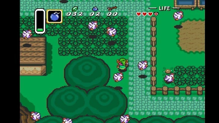 a link to the past, zelda, similar games, nintendo switch