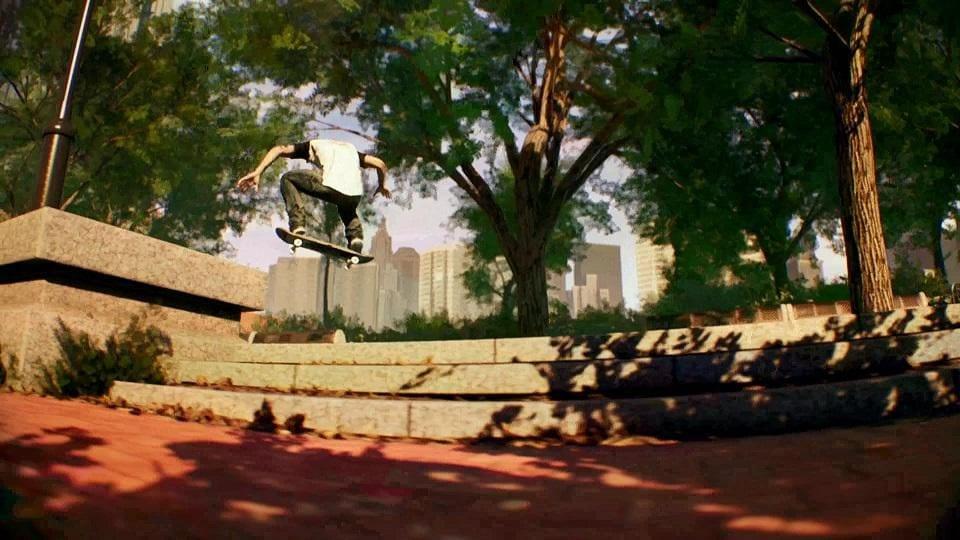 skate, session, skateboarding game