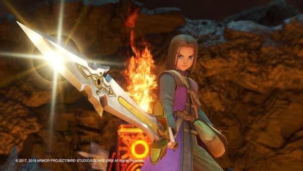 dragon quest xi s, new switch games