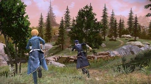 Sword Art Online Alicization Lycoris (45)