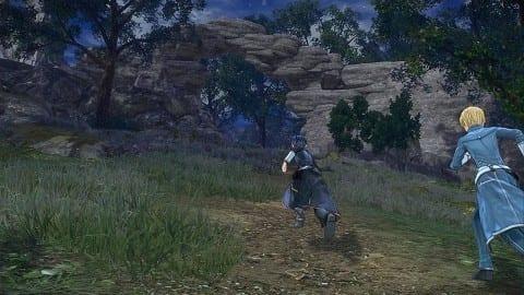 Sword Art Online Alicization Lycoris (47)